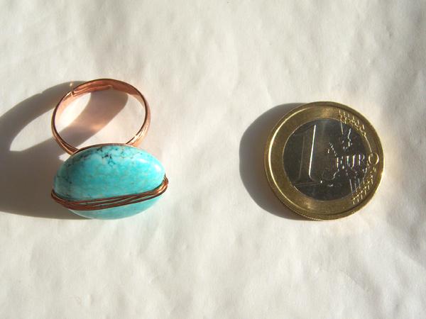 画像3: シックにもカジュアルにも◎ リング・指輪 【カラー・ブルー】