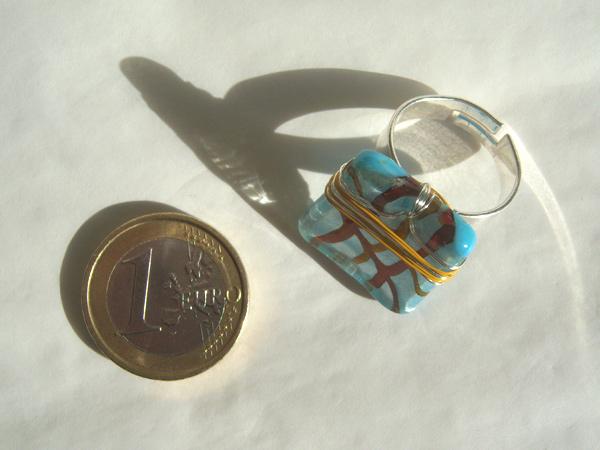 画像3: シックに手元を彩る リング・指輪 【カラー・ブルー】【カラー・グレー】