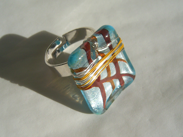 画像2: シックに手元を彩る リング・指輪 【カラー・ブルー】【カラー・グレー】