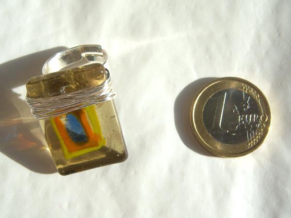画像4: ハイセンス感漂う リング・指輪 【カラー・イエロー】【カラー・ブラウン】
