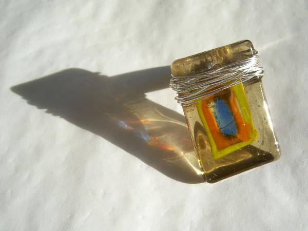 画像2: ハイセンス感漂う リング・指輪 【カラー・イエロー】【カラー・ブラウン】