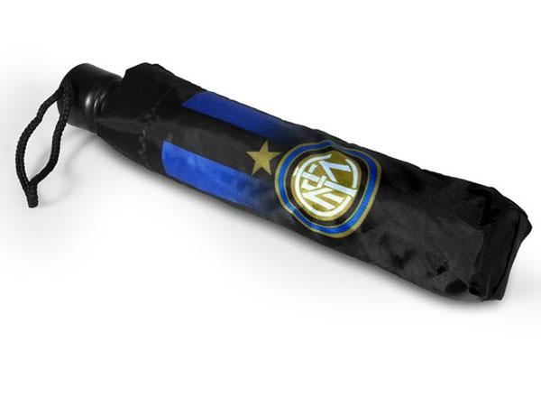 画像3: インテル 折りたたみ傘 オートマチック 【カラー・ブルー】【カラー・ブラック】