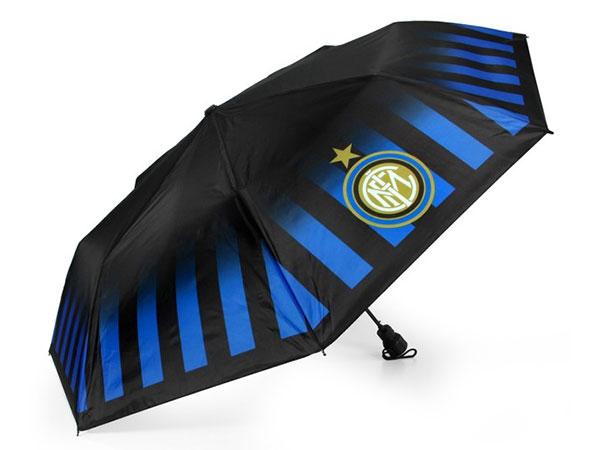 画像1: インテル 折りたたみ傘 オートマチック 【カラー・ブルー】【カラー・ブラック】