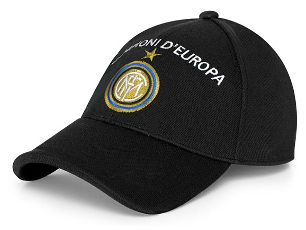 画像4: インテル キャップ ヨーロッパチャンピオン 【カラー・ブルー】【カラー・ブラック】