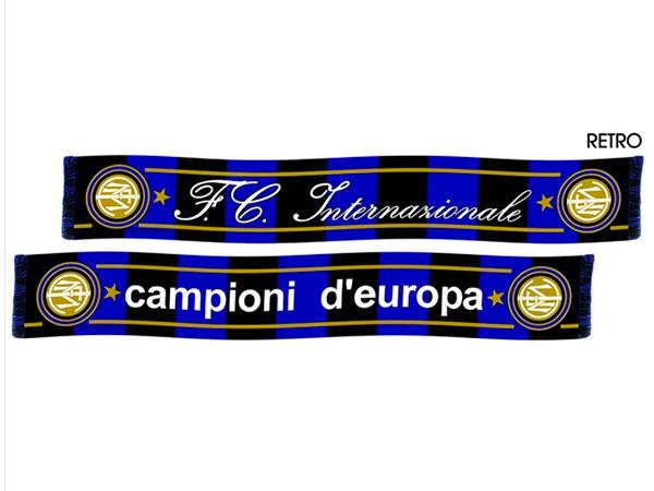 画像1: インテル スカーフ ヨーロッパチャンピオン 【カラー・ブルー】【カラー・ブラック】