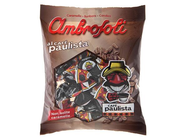 画像1: エスプレッソ・コーヒー LAVAZZAのPaulista パウリスタのキャンディ 飴