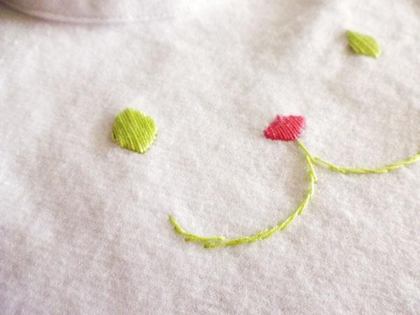 画像2: Ciuccio Milano イタリア製ベビーアイテム スタイ くま コットン100%【カラー・ピンク】【カラー・ホワイト】
