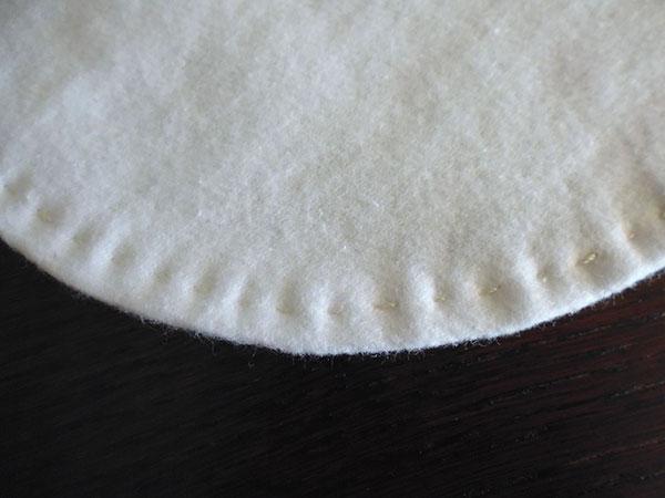 画像5: Ciuccio Milano イタリア製ベビーアイテム スタイ チェリー サクランボ柄 コットン100%【カラー・ピンク】【カラー・ホワイト】
