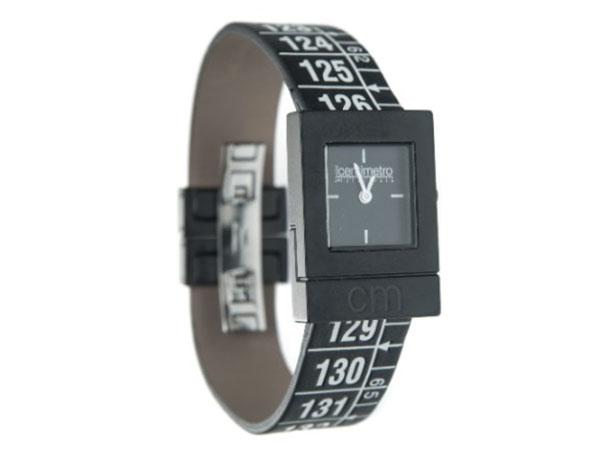 画像1: イタリアンレザーを使ったメジャー・ブレスレット腕時計 レザー New Zealand Black 【カラー・ホワイト】 【カラー・ブラック】