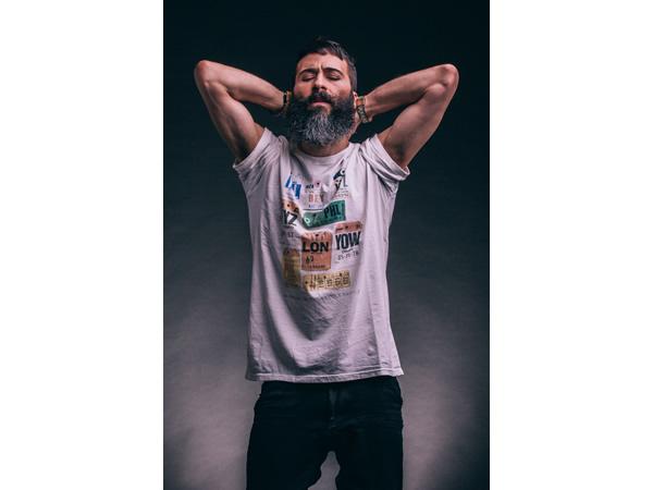 画像2: TRAVEL Shirt  Il CentimetroのメンズTシャツ Label