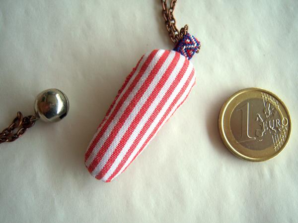 画像3: 小さなハサミを持ったプーピ 【カラー・ブラウン】【カラー・レッド】