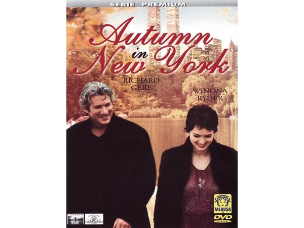 画像1: イタリア語などで観るリチャード・ギアの「オータム・イン・ニューヨーク」 DVD  【B1】【B2】