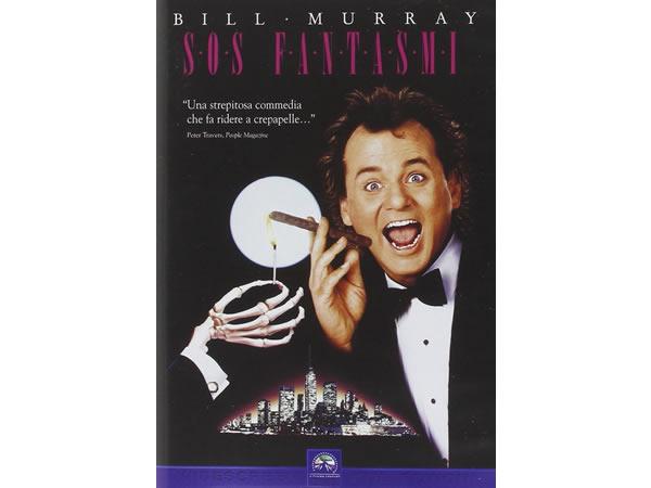 画像1: イタリア語などで観るビル・マーレイ出演の「3人のゴースト」 DVD 【B1】【B2】【C1】