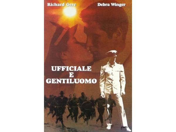 画像1: イタリア語などで観るリチャード・ギアの「愛と青春の旅だち」 DVD  【B1】【B2】