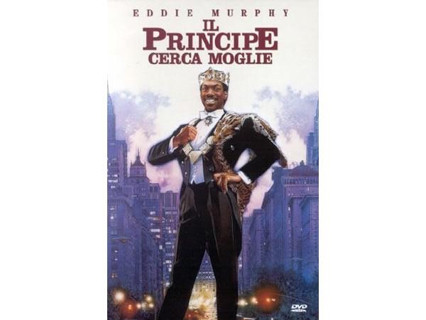 画像1: イタリア語などで観るエディ・マーフィの「星の王子 ニューヨークへ行く」 DVD  【B1】【B2】