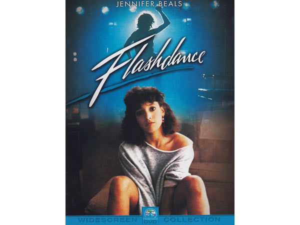 画像1: イタリア語などで観るジェニファー・ビールスの「フラッシュダンス」 DVD  【B1】【B2】