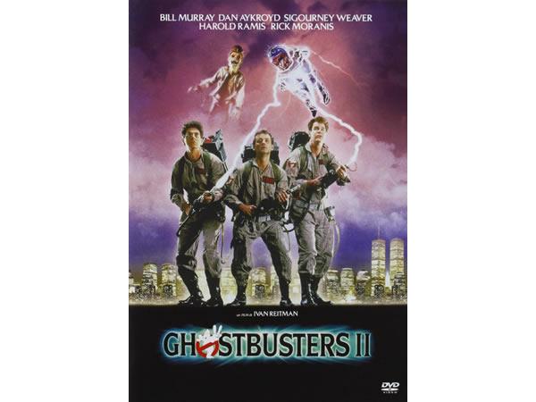 画像1: イタリア語などで観るビル・マーレイ出演の「ゴーストバスターズ2」 DVD 【B1】【B2】【C1】