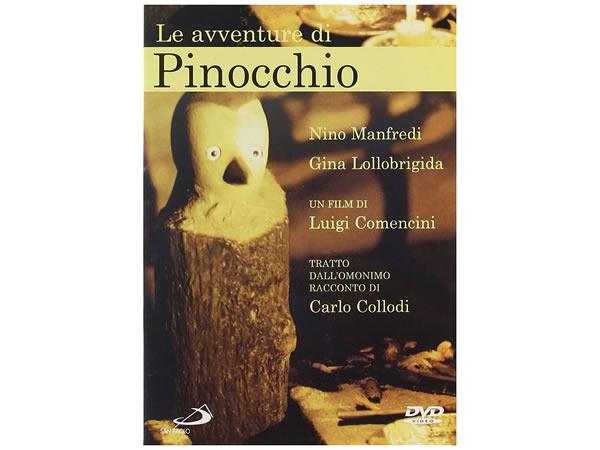 画像1: イタリア語で観るニーノ・マンフレディの「ピノッキオ」 DVD  ピノキオ【B1】【B2】