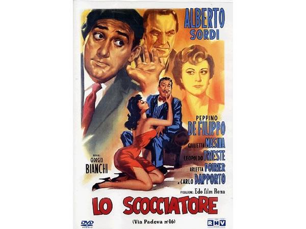 画像1: イタリア語で観るイタリア映画 アルベルト・ソルディ 「Lo Scocciatore (Via Padova 46)」 DVD  【B2】【C1】
