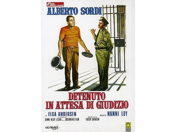 画像1: イタリア語で観るイタリア映画 アルベルト・ソルディ 「Detenuto In Attesa Di Giudizio」 DVD  【B2】【C1】