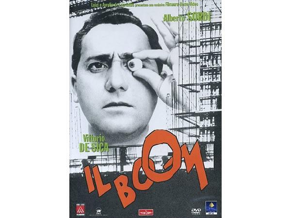 画像1: イタリア語で観るイタリア映画 アルベルト・ソルディ 「Il boom」 DVD  【B2】【C1】