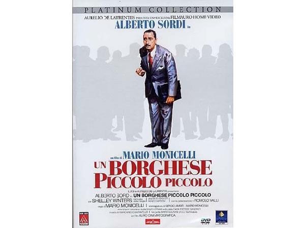 画像1: イタリア語で観るイタリア映画 アルベルト・ソルディ 「Un borghese piccolo piccolo」 DVD  【B2】【C1】