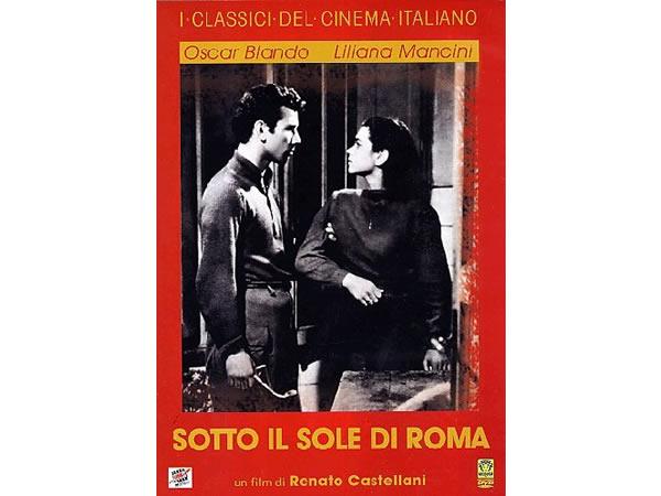 画像1: イタリア語で観るイタリア映画 アルベルト・ソルディ 「Sotto il sole di Roma」 DVD  【B2】【C1】