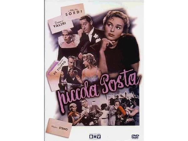 画像1: イタリア語で観るイタリア映画 アルベルト・ソルディ 「Piccola posta」 DVD  【B2】【C1】