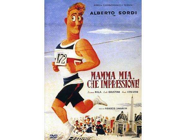 画像1: イタリア語で観るイタリア映画 アルベルト・ソルディ 「Mamma Mia Che Impressione!」 DVD  【B2】【C1】