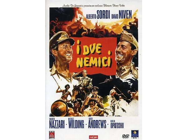 画像1: イタリア語で観るイタリア映画 アルベルト・ソルディ 「I Due Nemici」 DVD  【B2】【C1】
