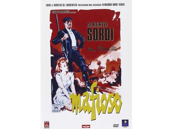 画像1: イタリア語で観るイタリア映画 アルベルト・ソルディ 「Mafioso」 DVD  【B2】【C1】