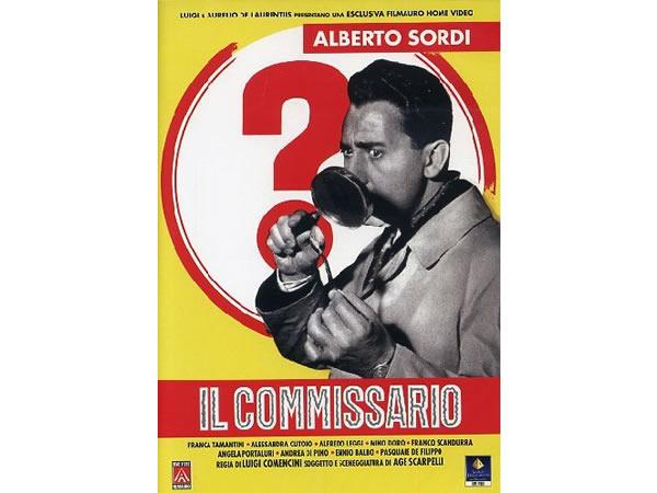 画像1: イタリア語で観るイタリア映画 アルベルト・ソルディ 「Il Commissario」 DVD  【B2】【C1】