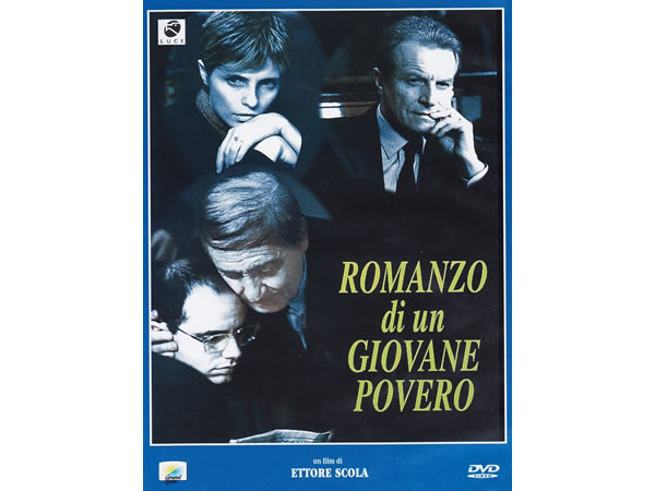 画像1: イタリア語で観るイタリア映画 アルベルト・ソルディ 「Romanzo Di Un Giovane Povero」 DVD  【B2】【C1】
