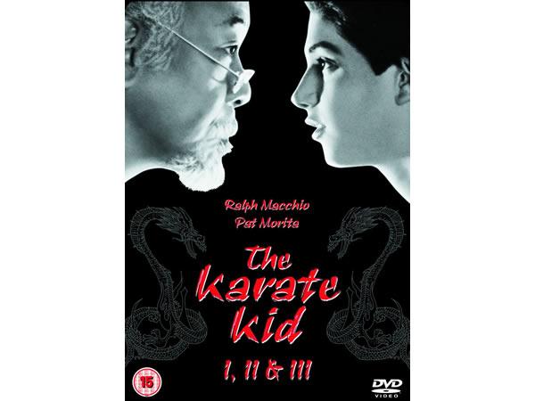 画像1: イタリア語などで観る「ベスト・キッド」 DVD 3枚組【B1】【B2】【C1】