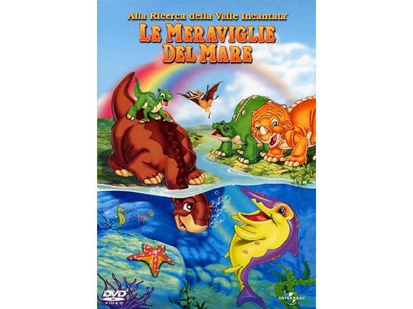 画像1: イタリア語などで観る「リトルフット 9 Journey to Big Water」 DVD【B1】【B2】【C1】