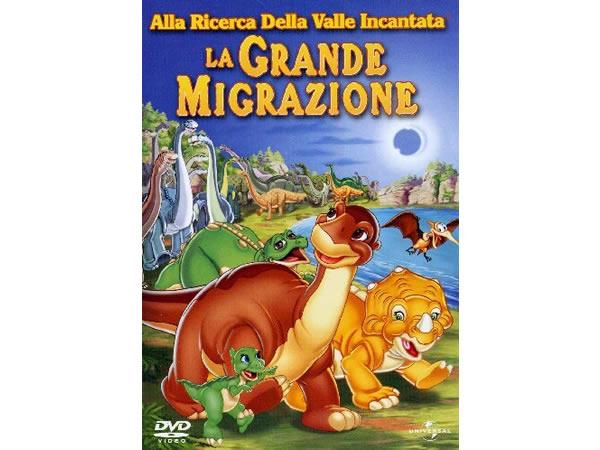 画像1: イタリア語などで観る「リトルフット 10 The Great Migration」 DVD【B1】【B2】【C1】