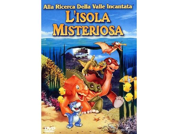 画像1: イタリア語などで観る「リトルフット 5 The Mysterious Island」 DVD【B1】【B2】【C1】