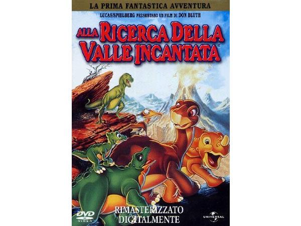 画像1: イタリア語などで観る「リトルフット 1 The Land Before Time」 DVD【B1】【B2】【C1】
