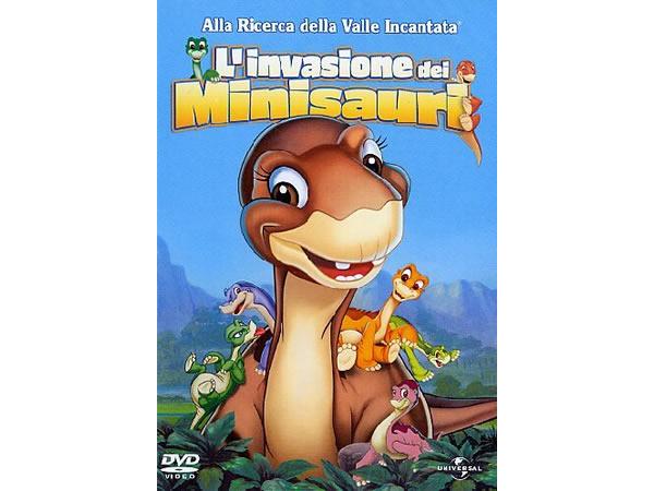 画像1: イタリア語などで観る「リトルフット 11 Invasion of the Tinysauruses」 DVD【B1】【B2】【C1】