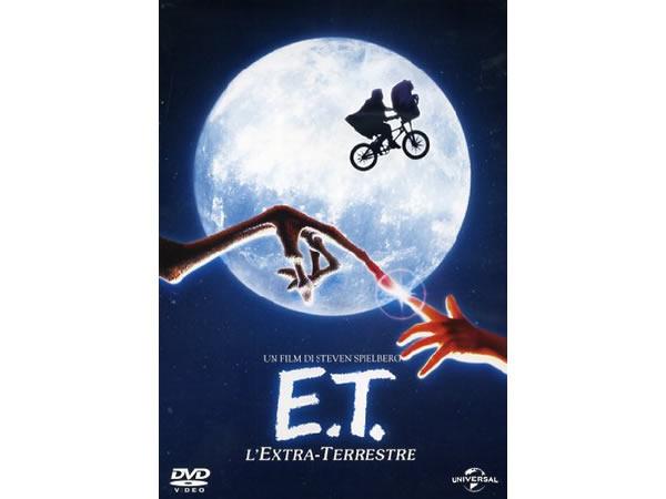 画像1: イタリア語などで観るスティーヴン・スピルバーグの「E.T.」 DVD 【B1】【B2】【C1】