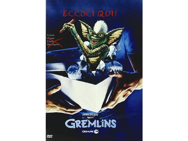 画像1: イタリア語などで観るジョー・ダンテの「グレムリン」 DVD  【B1】【B2】