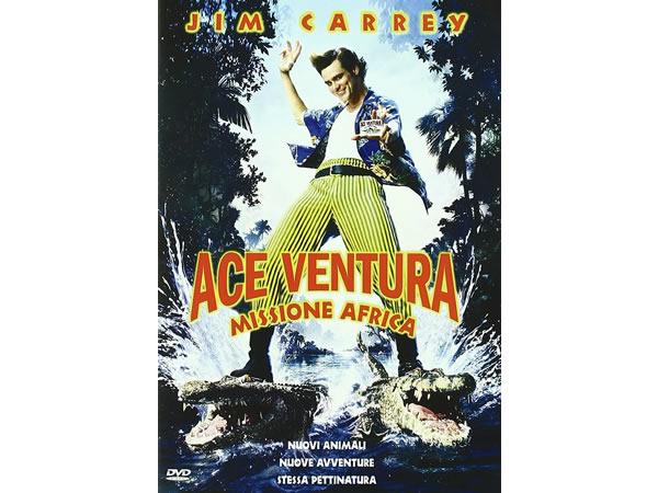 画像1: イタリア語、英語で観る「ジム・キャリーのエースにおまかせ!」 DVD  【B1】【B2】