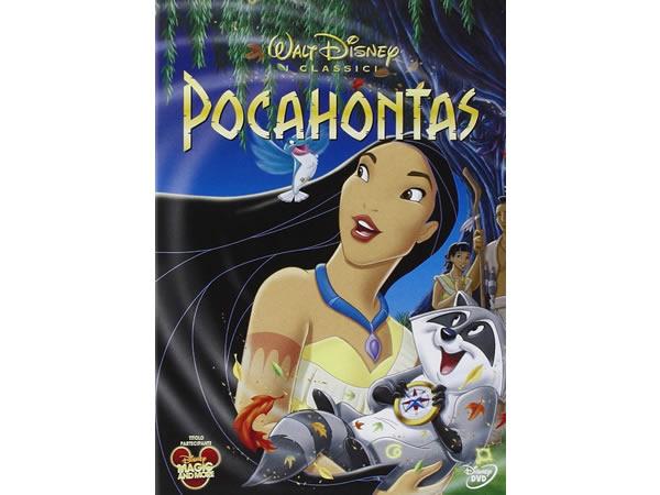 画像1: イタリア語などで観るディズニーの「ポカホンタス」 DVD【A2】【B1】