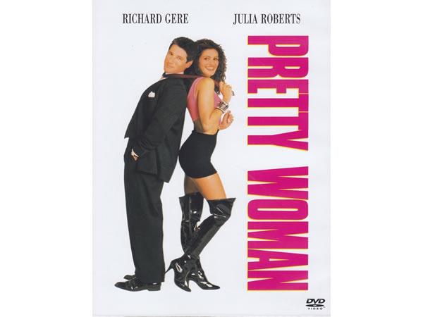 画像1: イタリア語などで観るジュリア・ロバーツの「プリティ・ウーマン」 DVD  【B1】【B2】