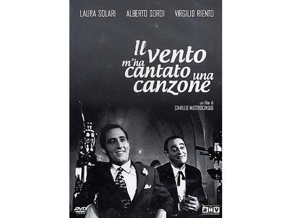 画像1: イタリア語で観るイタリア映画 アルベルト・ソルディ 「Il vento m'ha cantato una canzone」 DVD  【B2】【C1】