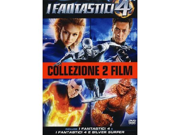 画像1: イタリア語などで観るヨアン・グリフィズの「ファンタスティック・フォー:銀河の危機」2枚組 DVD  【B1】【B2】