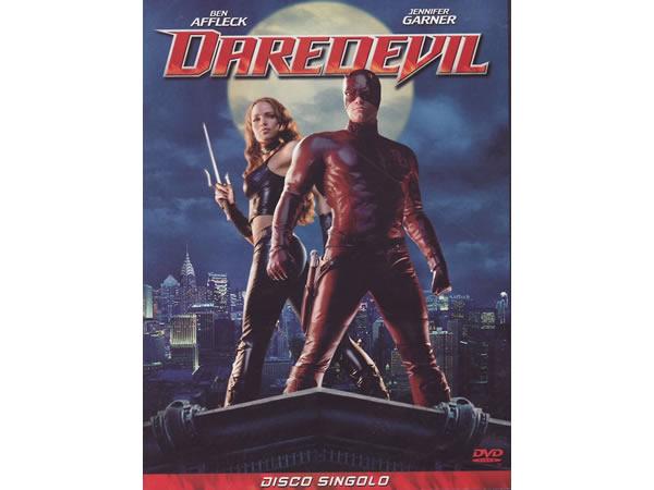 画像1: イタリア語、英語で観るベン・アフレックの「デアデビル」 DVD  【B1】【B2】