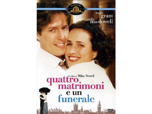 画像1: イタリア語などで観るヒュー・グラントの「フォー・ウェディング」 DVD  【B1】【B2】