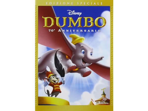 画像1: イタリア語などで観るディズニーの「ダンボ」 DVD【A2】【B1】