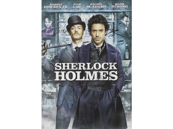 画像1: イタリア語などで観るロバート・ダウニー・Jr、ジュード・ロウの「シャーロック・ホームズ」 DVD  【B1】【B2】【C1】